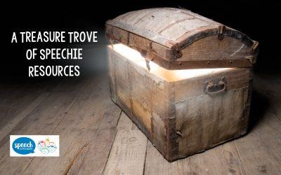 A Treasure Trove of Speechie Resources