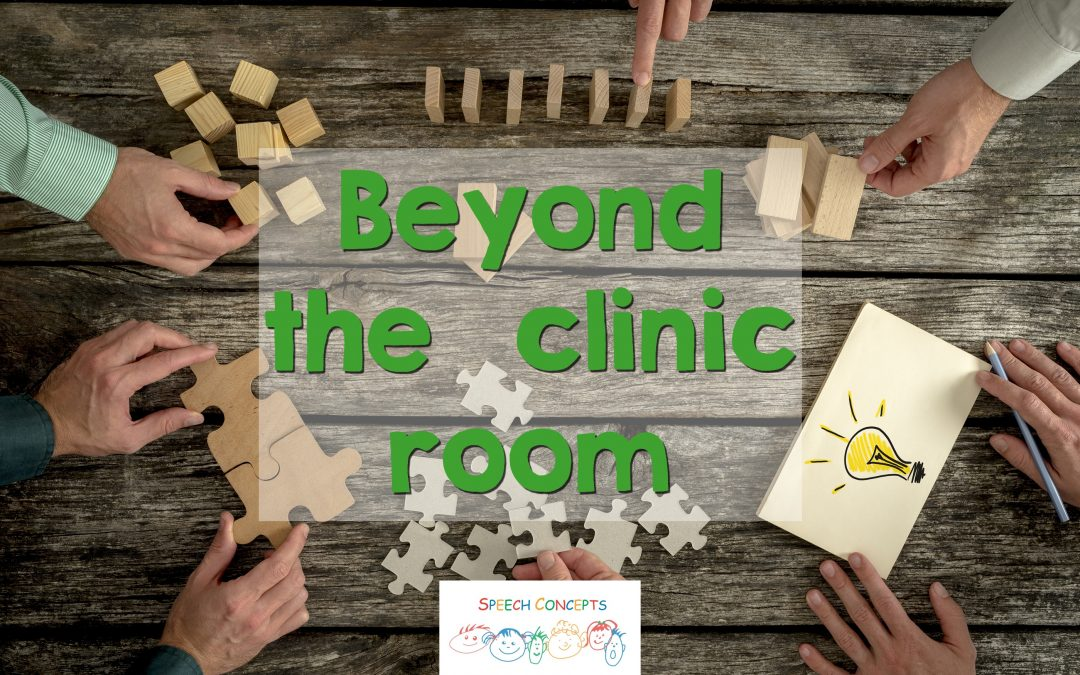 Beyond the Clinic