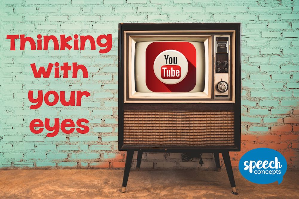 Thinking with your Eyes – YouTube videos