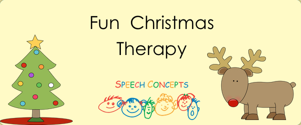 Fun Therapy for Christmas