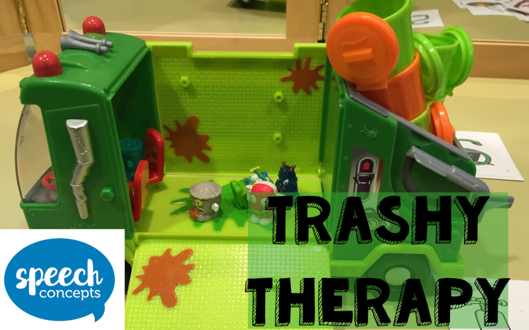 Trashie Therapy – using toys in therapy