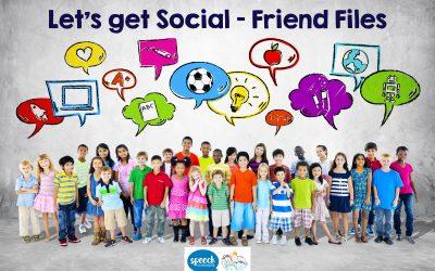 Let's think social – Friend Files