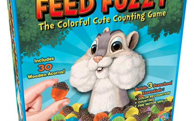 Feed Fuzzy – great speech game for high repetitions